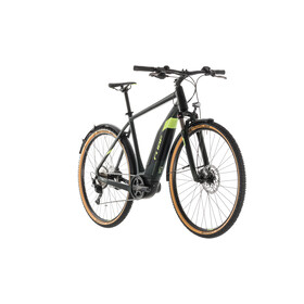 Cube Cross Hybrid EXC 500 Allroad E-Cross Bike green